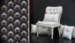 фото Оформление интерьера тканью от 31.10.2017 №087 - Interior decoration with fabric