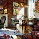 фото Оформление интерьера тканью от 31.10.2017 №094 - Interior decoration with fabric