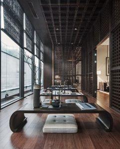 фото Дизайн интерьера в японском стиле от 14.11.2017 №001 - Interior Design in Japanes