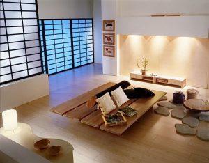 фото Дизайн интерьера в японском стиле от 14.11.2017 №005 - Interior Design in Japanes