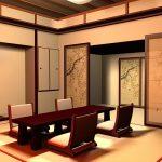 фото Дизайн интерьера в японском стиле от 14.11.2017 №013 - Interior Design in Japanes