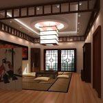 фото Дизайн интерьера в японском стиле от 14.11.2017 №027 - Interior Design in Japanes