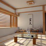 фото Дизайн интерьера в японском стиле от 14.11.2017 №038 - Interior Design in Japanes