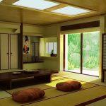 фото Дизайн интерьера в японском стиле от 14.11.2017 №048 - Interior Design in Japanes