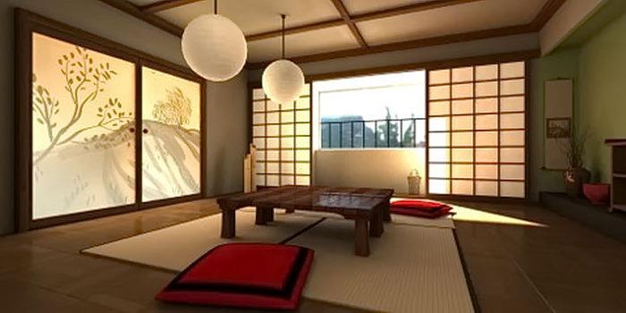 фото Дизайн интерьера в японском стиле от 14.11.2017 №057 - Interior Design in Japanes