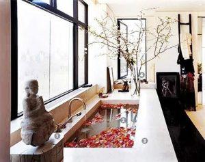 фото Дизайн интерьера в японском стиле от 14.11.2017 №073 - Interior Design in Japanes