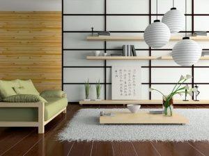 фото Дизайн интерьера в японском стиле от 14.11.2017 №074 - Interior Design in Japanes