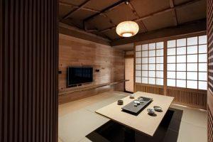 фото Дизайн интерьера в японском стиле от 14.11.2017 №080 - Interior Design in Japanes