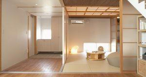 фото Дизайн интерьера в японском стиле от 14.11.2017 №086 - Interior Design in Japanes