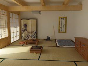 фото Дизайн интерьера в японском стиле от 14.11.2017 №092 - Interior Design in Japanes