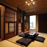 фото Дизайн интерьера в японском стиле от 14.11.2017 №098 - Interior Design in Japanes