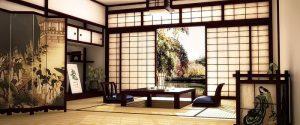 фото Дизайн интерьера в японском стиле от 14.11.2017 №100 - Interior Design in Japanes