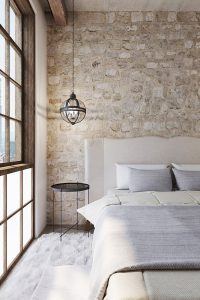 фото Ткань в интерьере стен от 13.11.2017 №009 - Fabric in the interior of the walls