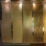 фото Ткань в интерьере стен от 13.11.2017 №026 - Fabric in the interior of the walls