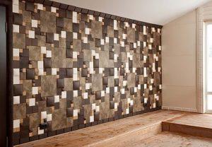 фото Ткань в интерьере стен от 13.11.2017 №029 - Fabric in the interior of the walls