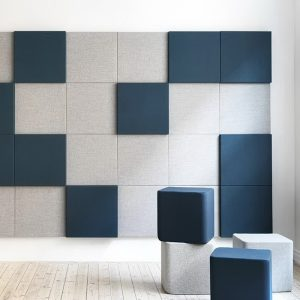 фото Ткань в интерьере стен от 13.11.2017 №040 - Fabric in the interior of the walls