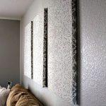 фото Ткань в интерьере стен от 13.11.2017 №063 - Fabric in the interior of the walls