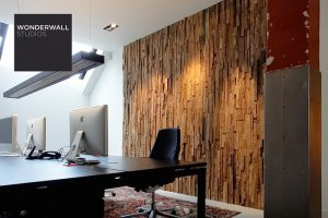 фото Ткань в интерьере стен от 13.11.2017 №076 - Fabric in the interior of the walls