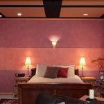 фото Ткань в интерьере стен от 13.11.2017 №084 - Fabric in the interior of the walls