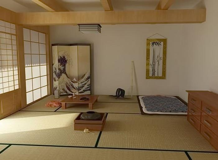 фото Японский минимализм в интерьере от 13.11.2017 №015 - Japanese minimalism