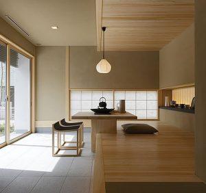 фото Японский минимализм в интерьере от 13.11.2017 №026 - Japanese minimalism