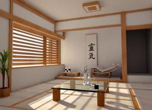 фото Японский минимализм в интерьере от 13.11.2017 №066 - Japanese minimalism