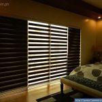 фото Жалюзи зебра в интерье от 21.12.2017 №006 - Blinds zebra in interior - design-foto.ru