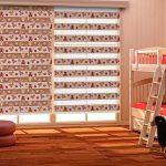фото Жалюзи зебра в интерье от 21.12.2017 №035 - Blinds zebra in interior - design-foto.ru