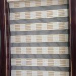 фото Жалюзи зебра в интерье от 21.12.2017 №038 - Blinds zebra in interior - design-foto.ru