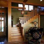 фото Интерьер в деревянном стиле от 27.12.2017 №007 - Interior in a woode - design-foto