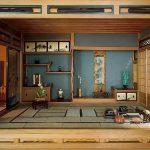 фото Интерьер в деревянном стиле от 27.12.2017 №020 - Interior in a woode - design-foto