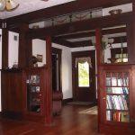 фото Интерьер в деревянном стиле от 27.12.2017 №031 - Interior in a woode - design-foto