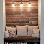фото Интерьер в деревянном стиле от 27.12.2017 №036 - Interior in a woode - design-foto
