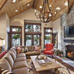 фото Интерьер в деревянном стиле от 27.12.2017 №039 - Interior in a woode - design-foto
