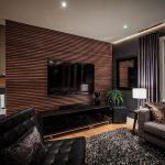 фото Интерьер в деревянном стиле от 27.12.2017 №048 - Interior in a woode - design-foto