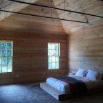 фото Интерьер в деревянном стиле от 27.12.2017 №049 - Interior in a woode - design-foto