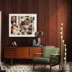 фото Интерьер в деревянном стиле от 27.12.2017 №056 - Interior in a woode - design-foto