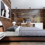 фото Интерьер в деревянном стиле от 27.12.2017 №060 - Interior in a woode - design-foto