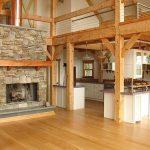 фото Интерьер в деревянном стиле от 27.12.2017 №062 - Interior in a woode - design-foto