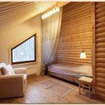 фото Интерьер в деревянном стиле от 27.12.2017 №067 - Interior in a woode - design-foto