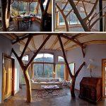 фото Интерьер в деревянном стиле от 27.12.2017 №074 - Interior in a woode - design-foto