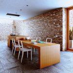 фото Интерьер в деревянном стиле от 27.12.2017 №075 - Interior in a woode - design-foto