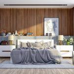 фото Интерьер в деревянном стиле от 27.12.2017 №079 - Interior in a woode - design-foto