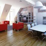 фото Интерьер в деревянном стиле от 27.12.2017 №090 - Interior in a woode - design-foto