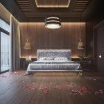 фото Интерьер в деревянном стиле от 27.12.2017 №093 - Interior in a woode - design-foto
