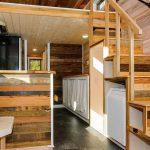 фото Интерьер в деревянном стиле от 27.12.2017 №095 - Interior in a woode - design-foto