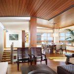 фото Интерьер в деревянном стиле от 27.12.2017 №096 - Interior in a woode - design-foto