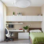 фото Интерьер маленькой комнаты от 10.12.2017 №002 - Interior of a small - design-foto.ru