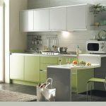 фото Интерьер маленькой кухни от 27.12.2017 №003 - Interior of a small kitchen - 2018