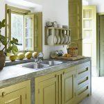фото Интерьер маленькой кухни от 27.12.2017 №010 - Interior of a small kitchen - 2018